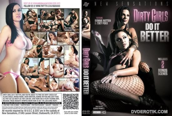 Dirty Girls Do It Better (HD/3.09 GB)