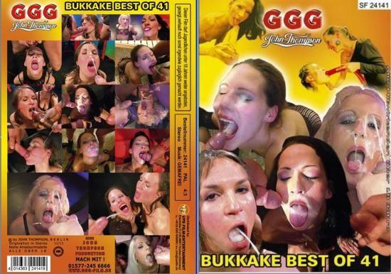 GGG - Viktoria, Elise, Alicia, Aymie - Bukkake of No.041 (HD/720p/1.43 GB)