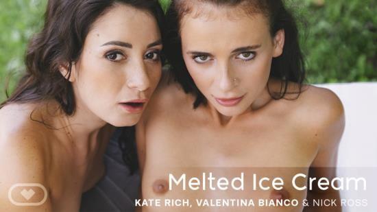 VirtualRealPorn - Kate Rich, Valentina Bianco - Melted Ice Cream (FullHD/1080p/3.89 GB)