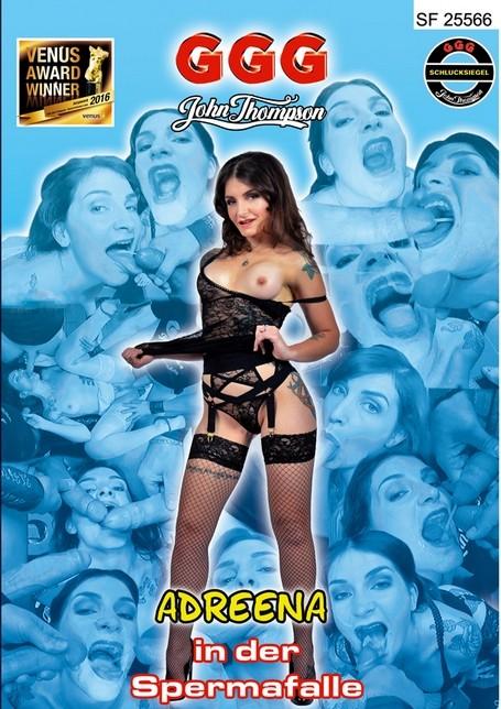 GGG - Adreena, Ani Black Fox - Adreena In Der Spermafalle (HD/720p/1.53 GB)