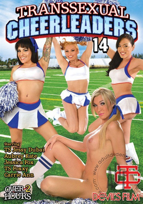 Transsexual Cheerleaders 14 (FullHD/4.8 GB)