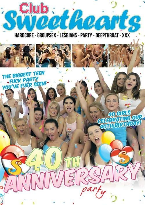 40th Anniversary Club Seventeen  Party (HD/8.73 GB)
