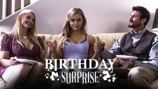 PureTaboo - Sarah Vandella, River Fox - Birthday Surprise (FullHD/1080p/1.90 GB)