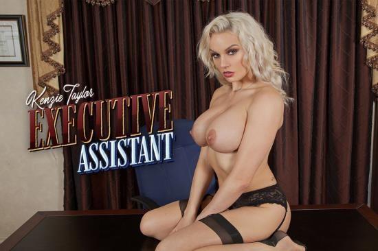 BaDoinkVR - Kenzie Taylor - Sexecutive Assistant (UltraHD 2K/1440p/3.54 GB)