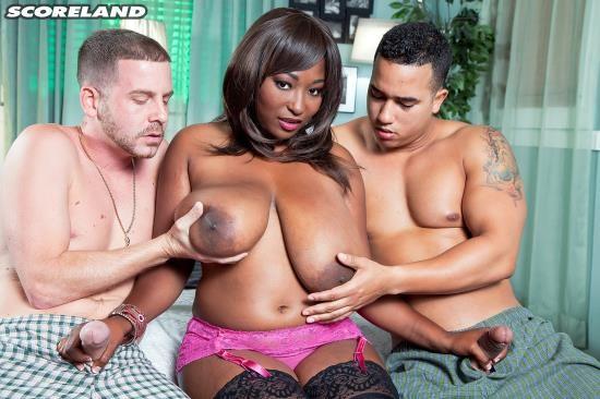 ScoreHD/Scoreland - Marie Leone - I Need Two Men To Handle My Huge Boobs (HD/720p/621 MB)