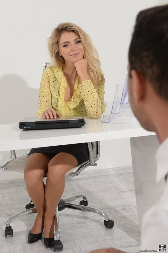 PixAndVideo/21Sextury - Mary Kalisy - Sex at the Office (HD/720p/508 MB)