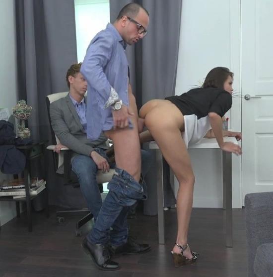 SellYourGF - Jade aka Mia Kiss, Asa Belle - Fucked by the husband's boss (FullHD/1080p/1.45 GB)
