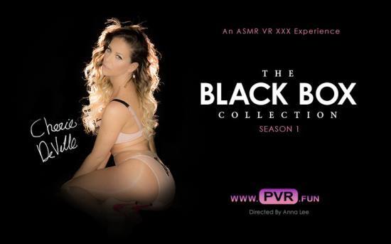 PVRStudio - Cherie Deville - The Black Box (UltraHD 4K/2880p/4.20 GB)