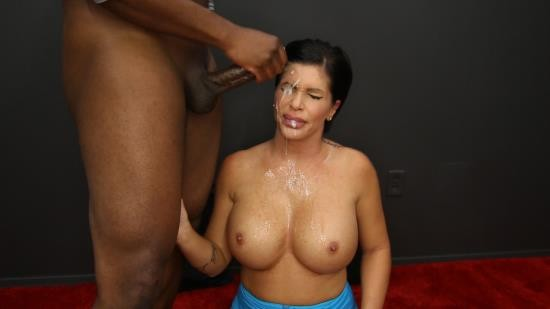 BlowBangGirls - Shay Fox - Big Tit MILF Takes 7 Messy Facials (FullHD/1080p/796 MB)