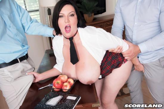 PornMegaLoad/Scoreland - Paige Turner - Paige Turner Student Body (HD/720p/501 MB)