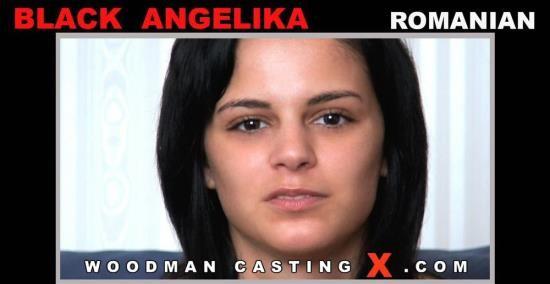 PierreWoodman/WoodmanCastingX - Black Angelika - Casting Hardcore scene (FullHD/1080p/966 MB)