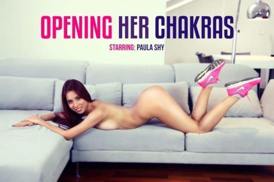 BaDoinkVR - Paula Shy - Opening Her Chakras (UltraHD 2K/2048p/7.95 GB)