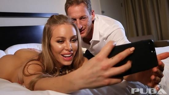 Puba/Nicoleaniston - Nicole Aniston, Ryan Mclane - Nicole shoots with a hot stud while playing on social media (HD/720p/547 MB)