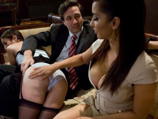 SexAndSubmission/Kink - Steve Holmes, Felony and Erik Everhard - The Debt Collectors (HD/720p/1.46 GB)
