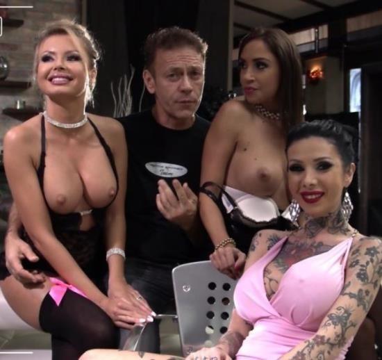 RoccoSiffredi - Malena, Megan Inky, Joanna Bujoli - Rocco Siffredi Hard Academy (HD/720p/1.80 GB)