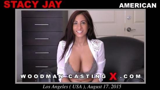 WoodmanCastingX - Stacy Jay - Hard - My first DP with 3 men (HD/720p/522 MB)
