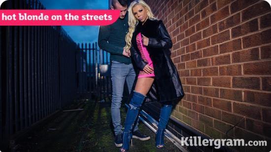 UkStreetWalkers/Killergram - Barbie Sins - Hot Blonde On The Streets (HD/720p/588 MB)
