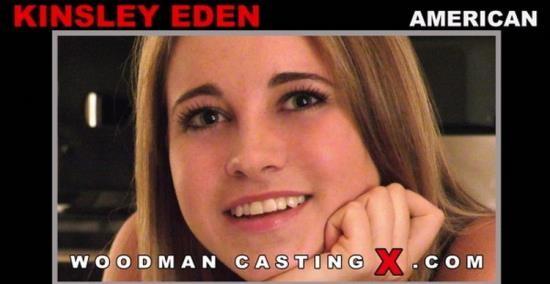WoodmanCastingX - Kinsley Eden - Casting X 148 * Updated * (FullHD/1080p/3.65 GB)