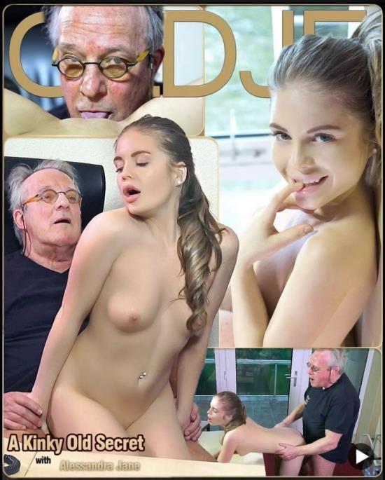 Oldje/ClassMedia - Alessandra Jane - A Kinky Old Secret (FullHD/1080p/623 MB)