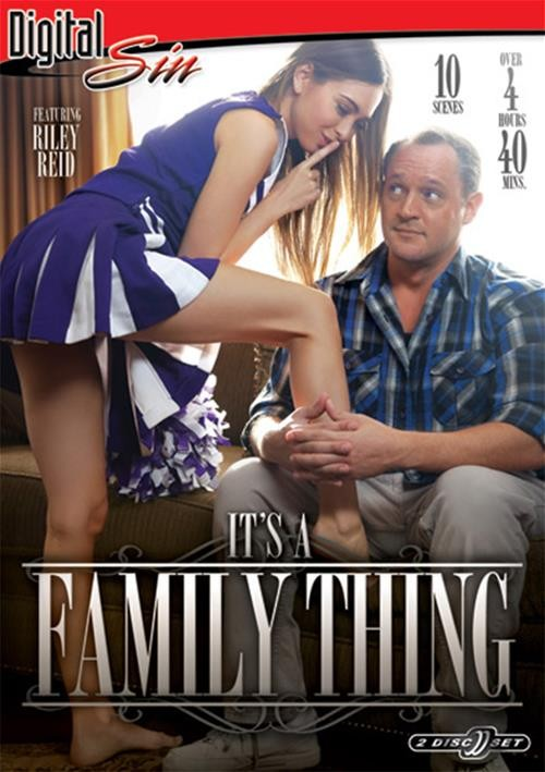 It's A Family Thing (HD/3.1 GB)