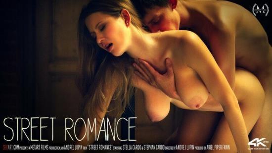 SexArt/MetArt - Stella Cardo - Street Romance (FullHD/1080p/1.28 GB)