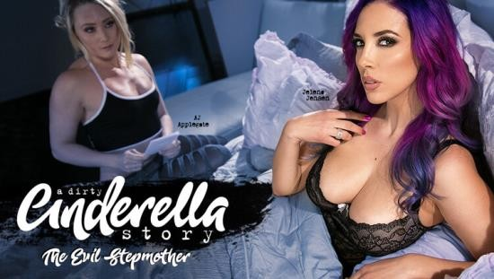 GirlsWay - AJ Applegate, Jelena Jensen - A Dirty Cinderella Story 2: The Evil Stepmother (FullHD/1080p/1.25 GB)