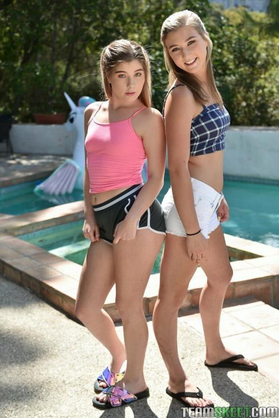 StepSiblings/TeamSkeet - April Aniston, Vienna Rose - Step Sister Porn IRL (HD/720p/1.94 GB)