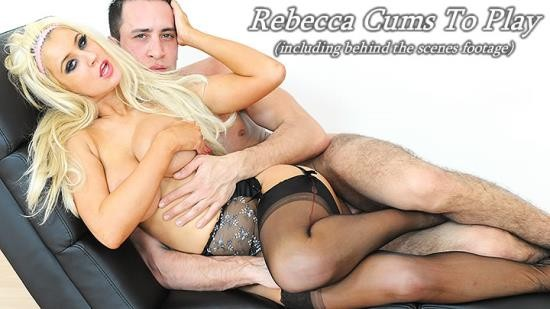 Lady-Sonia - Rebecca Constantinou - Cums To Play (HD/720p/1.27 GB)