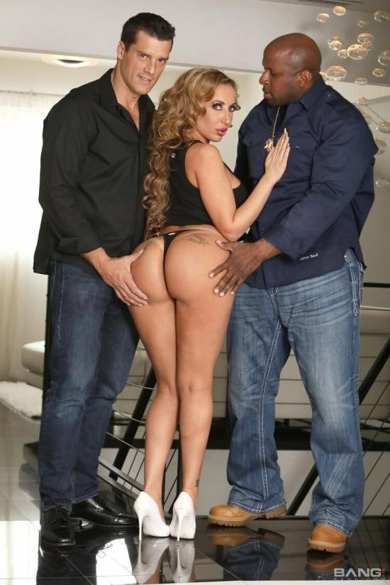 Bang! Rammed/Bang - Richelle Ryan - Milf Pussy Gets Used By Two Cocks (FullHD/1080p/1.46 GB)