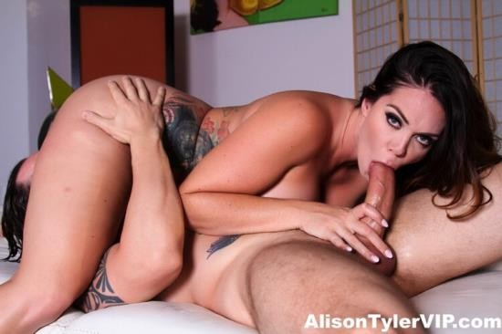 Puba - Alison Tyler, Alex Legend - Gonzo fucking with stacked Alison Tyler and a big cock (HD/720p/420 MB)
