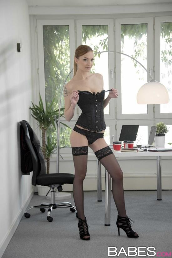 OfficeObsession/Babes - Belle Claire - Im the Captain Now (FullHD/1080p/2.14 GB)