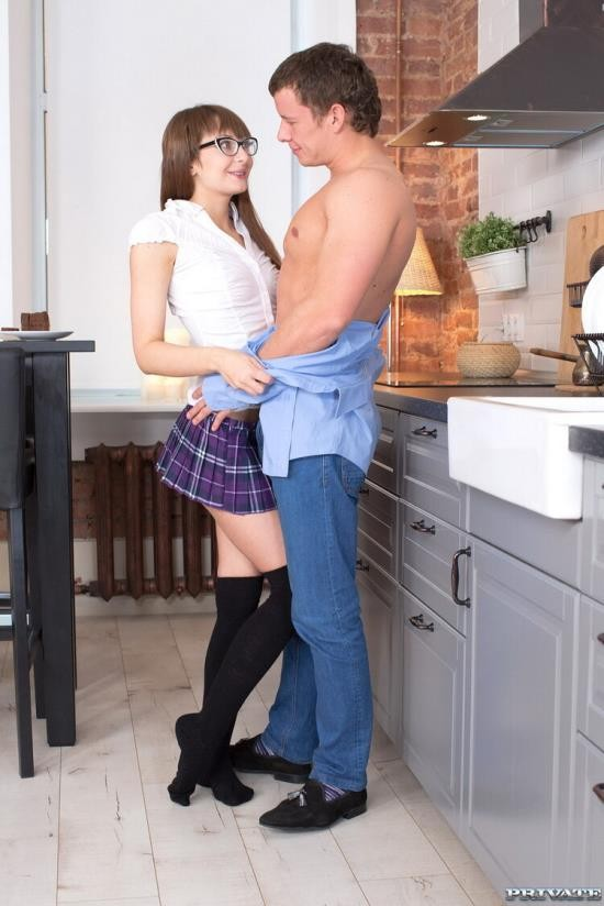 AnalIntroductions/Private - Aon Flux - School Girl Aon Flux is an Anal Loving Teenager (FullHD/1080p/736 MB)