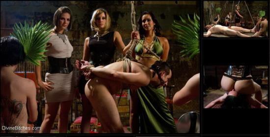 DivineBitches/Kink - Isis Love, Bobbi Starr, Kade, Jason Miller - Junes Divine Live Show (HD/720p/693 MB)