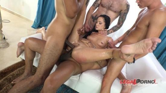 LegalPorno - Angie Moon - Angie Moon total anal destruction with DP, DAP, triple penetration RS271 (HD/720p/2.05 GB)