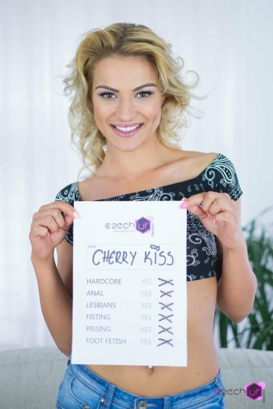 CzechVRCasting/CzechVR - Cherry Kiss - Cherry Kiss in Casting (UltraHD/2K/1920p/5.58 GB)
