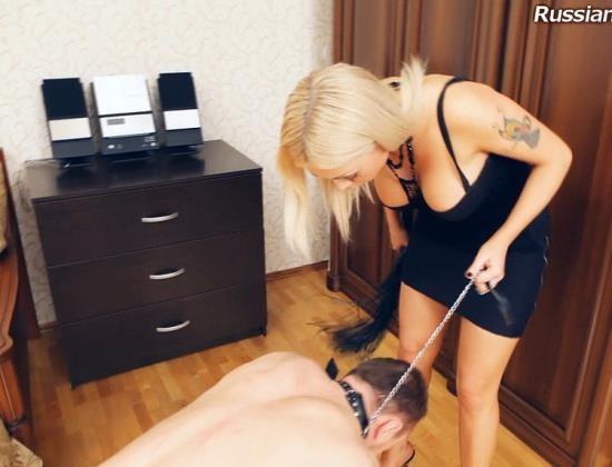 Russian-Mistress - Isabella Clark - Isabella Clark (HD/720p/349 MB)