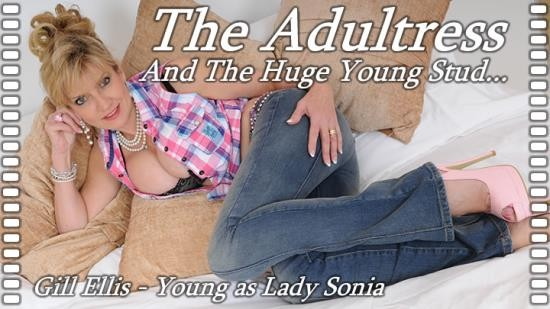 Lady-Sonia - Lady Sonia - Adultress And The Huge Young Stud (HD/720p/834 MB)
