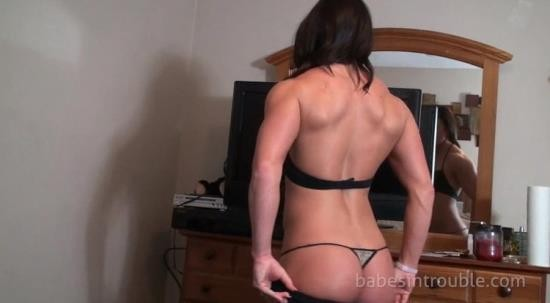 BabesInTrouble - Jenna - Worshipped and Spanked (HD/720p/404 MB)