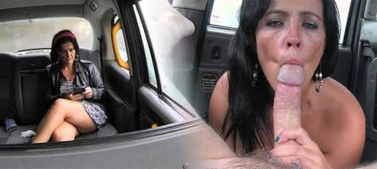 FakeTaxi - Montse Swinger - London cabbie has anal sex with passenger (FullHD/1080p/1.39 GB)