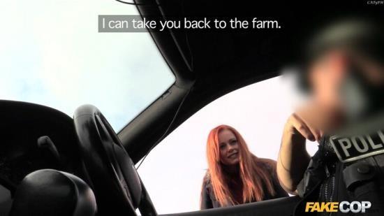FakeCop/FakeHub - Ella Hughes - Farm Girl Fucks Policemans Big Cock (FullHD/1080p/1.45 GB)