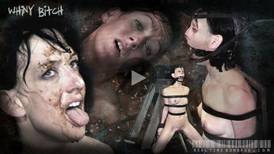 RealTimeBondage - Elise Graves - Whiny Bitch 2 (HD/720p/556 MB)