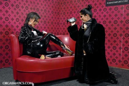 Orgasmatics/Tainster - Nessa Devil, Donna Joe - Bad In Black (FullHD/1080p/1.33 GB)