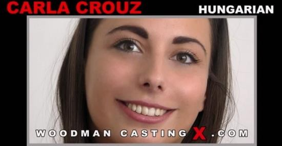 WoodmanCastingX/PierreWoodman - Carla Crouz - Hard - My first time DP + 3 men (HD/720p/1.01 GB)