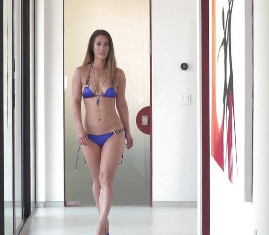 Bang! Gonzo/Bang - Eva Lovia - Strips Her Tiny Purple Bikini And Gets Fucked Raw (FullHD/1080p/1.90 GB)