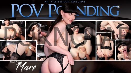 Trans500] - Natalie Mars - POV Pounding (FullHD/1080p/3.47 GB)