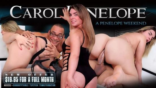 Trans500 - Carol Penelope - Carol Penelope A Penelope Weekend (HD/720p/1.35 GB)