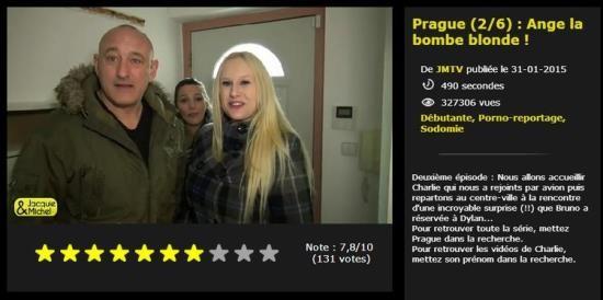 JacquieetMichelTV/Indecentes-Voisines - Ange (AKA: Angel Wicky) - Ange la bombe blonde! (FullHD/1080p/2.05 GB)