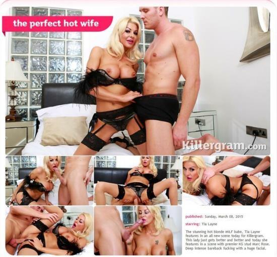 WifeSlutAdventures/Killergram - Tia Layne - The Perfect Hot Wife (HD/720p/685 MB)