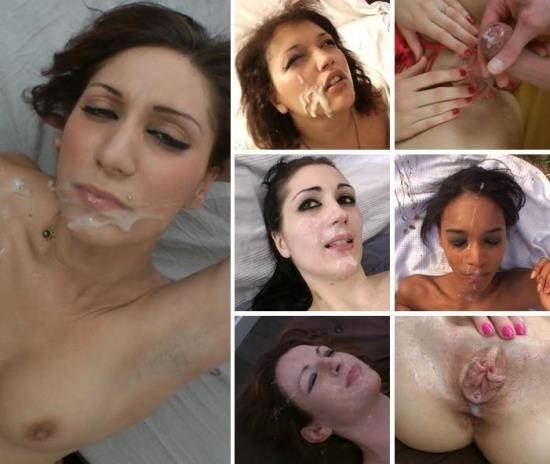 French-Bukkake - Louana Strip, Lolia Rosia, Sheryl Riviera, Missy Charme, Ayanna Kurski, Belinda, Coralie Fever, Gabriela Quetzal, Lucia Baccarat, Leila Choups - Ejacs Compil 11 (SD/480p/364 MB)