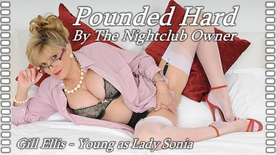 Lady-Sonia - Lady Sonia - Pounded Hard By The Nightclub Owner (HD/720p/721 MB)
